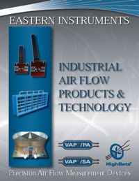 Air Flow Measurement Solutions Product Catalog