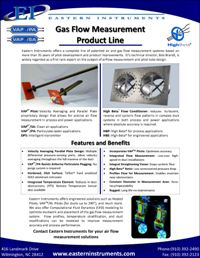 Air Flow Product Line Description