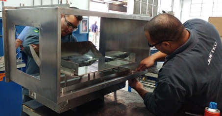 Onsite Support is available for all Eastern Instruments Products